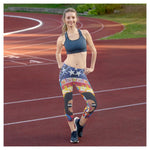 American Woman Capris - WhimzyTees