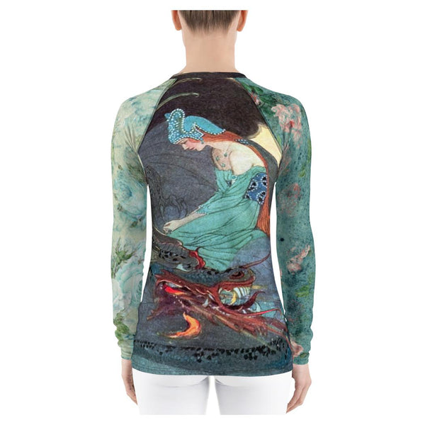 Dragon Fairy Rashguard - WhimzyTees