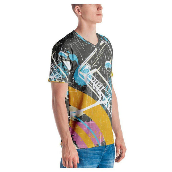 Rave Cassette Tee, Tee- WhimzyTees