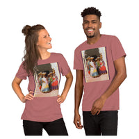Temple Dance Tee, Tee- WhimzyTees