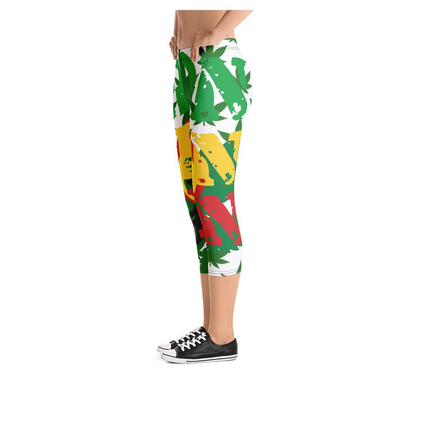 Sativa Man Capris - WhimzyTees