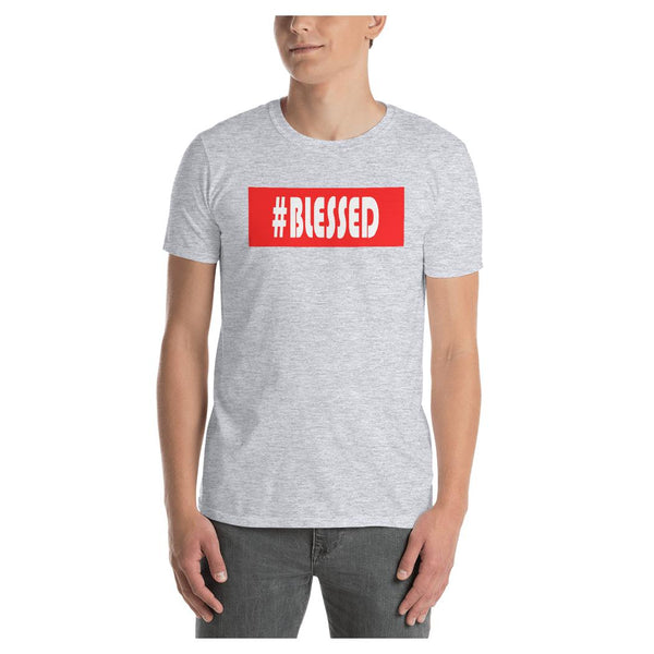 Hashtag Blessed Tee, Tee- WhimzyTees