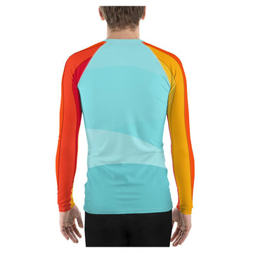 Fly With Me Rash Guard