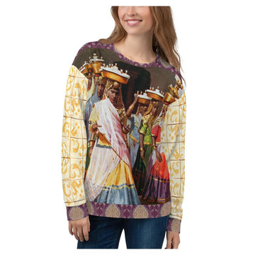 Temple Dance Sweatshirt