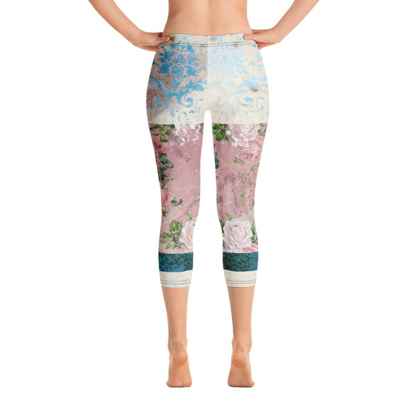 Mother Moon Capris, Capris- WhimzyTees