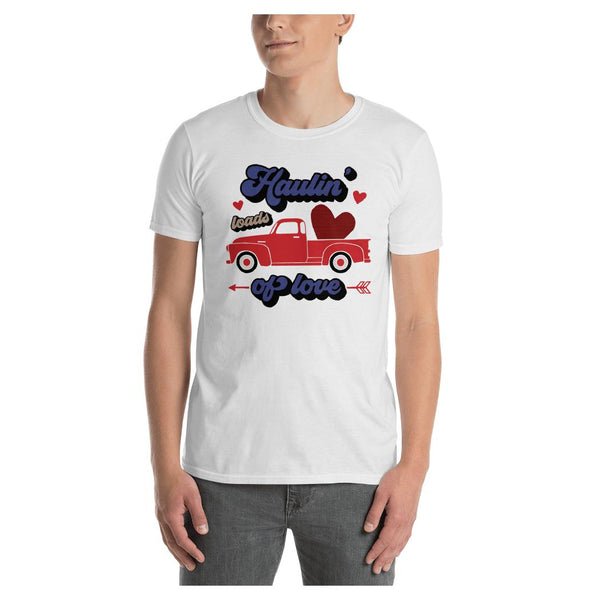 The Love Hauler Tee, Tee- WhimzyTees