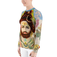 Shiva Rash Guard, Rashguard- WhimzyTees