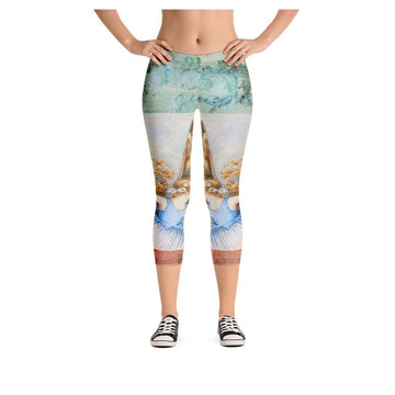 Bluebell Fairy Capris