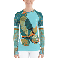 Galapagos 2020 Rash Guard - WhimzyTees