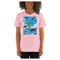 Mermaid Queen (V2) Tee, Tee- WhimzyTees