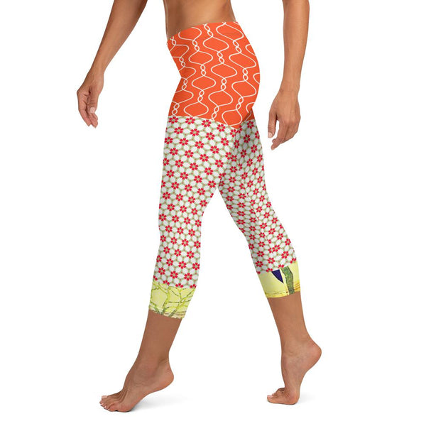 Central Park West Capris - WhimzyTees