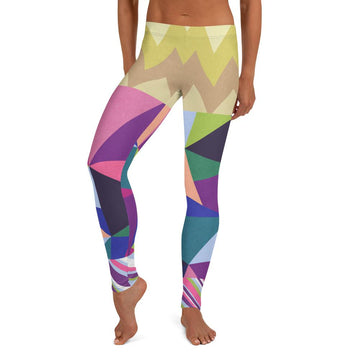The Purple Alameda Leggings