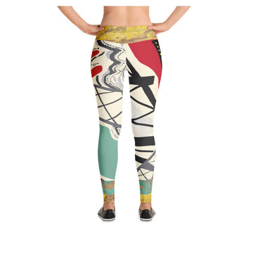 Paris Folies Leggings