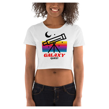 Galaxy Quest Crop Tee