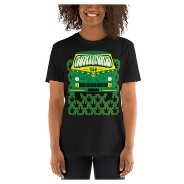 Flower Power VanLife Tee