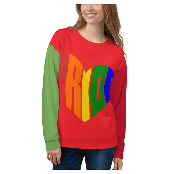 PRIDE Sweatshirt - WhimzyTees