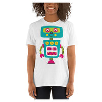 Clifford the Robot Tee, Tee- WhimzyTees