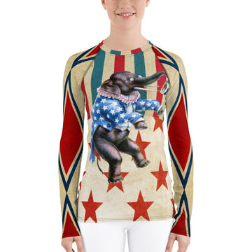 Star Spangled Rash Guard