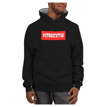 Hashtag Streetstyle Hoodie (Champion)