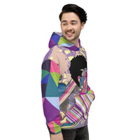 RAve Girl Prism Hoody - WhimzyTees