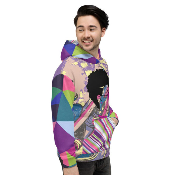 RAve Girl Prism Hoody, Hoody- WhimzyTees