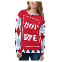 Boy BYE Patriot Sweatshirt - WhimzyTees