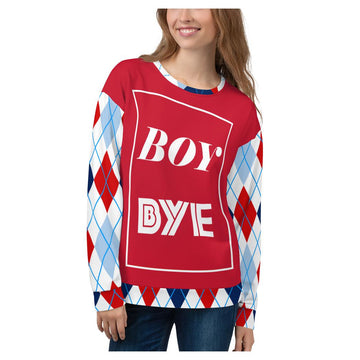 Boy BYE Patriot Sweatshirt