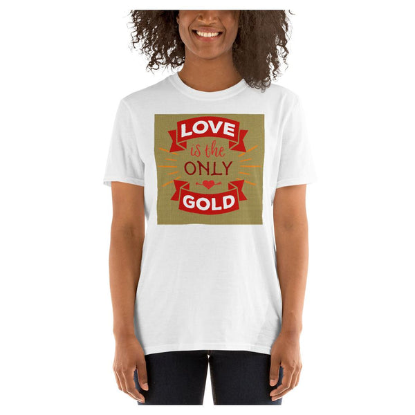Love is Gold Tee - WhimzyTees