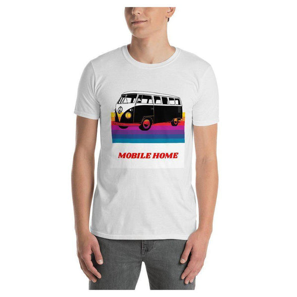 My Mobile Home Tee, Tee- WhimzyTees