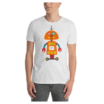 Zorg the Robot Tee