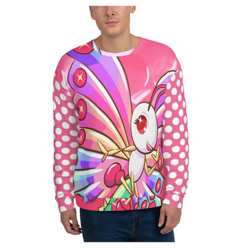 Super-Fly Butterfly Sweatshirt