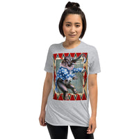 Star Spangled Tee, Tee- WhimzyTees
