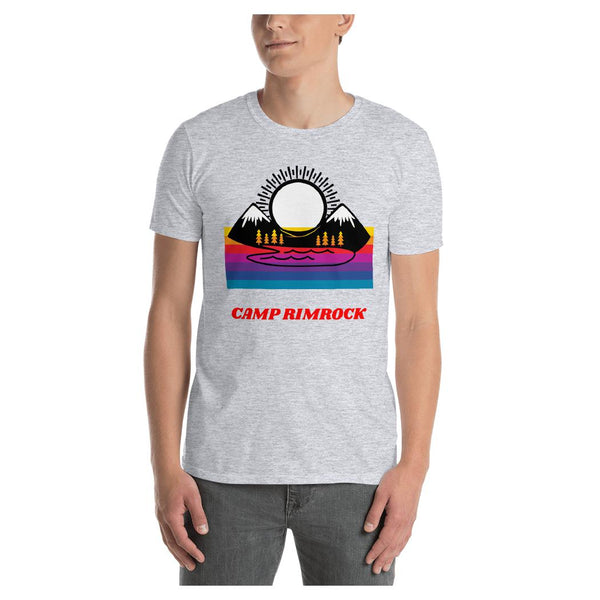 Camp Rimrock Tee - WhimzyTees
