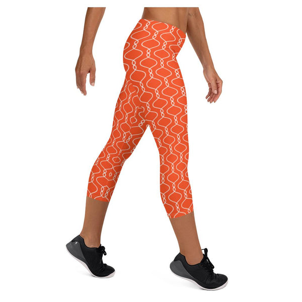 Beach Club Capris - WhimzyTees