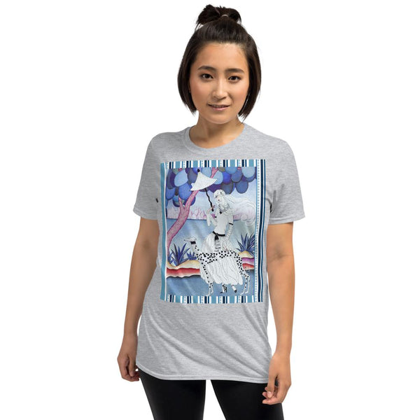 The Blue Alameda Tee, Tee- WhimzyTees