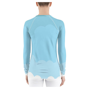 Super Giraffe Rash Guard
