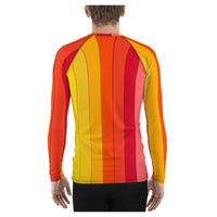 Rasta Monkey Rash Guard, Rashguard- WhimzyTees