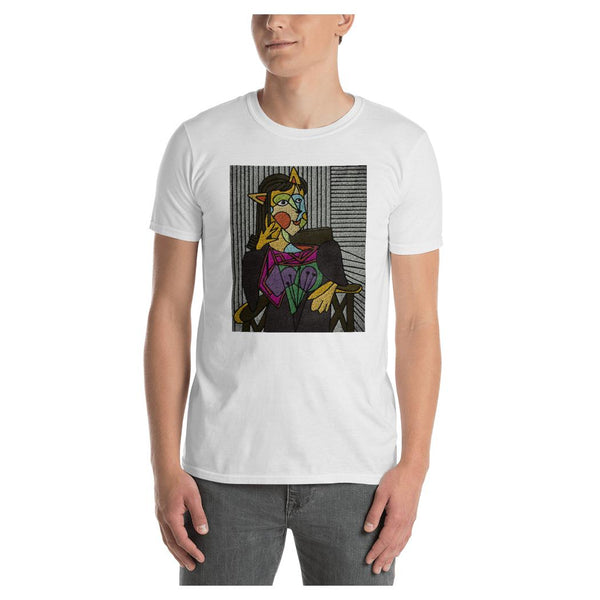 The Cubist Tee (Frameless), Tee- WhimzyTees