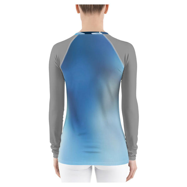 Mermaid Queen (V1) Rash Guard - WhimzyTees