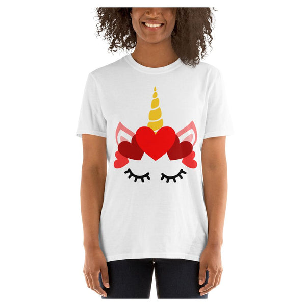 Heart of a Unicorn Tee, Tee- WhimzyTees