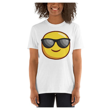 So Cool Emoji Tee