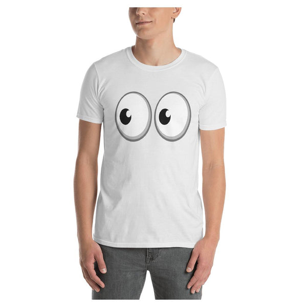 Eyestruck Emoji Tee, Tee- WhimzyTees