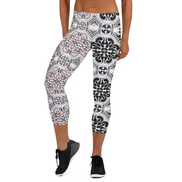 Koala-Ki Capri Leggings