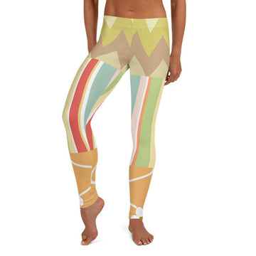 The Green Alameda Leggings