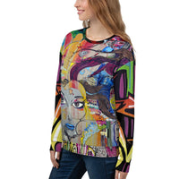 Willow Sweatshirt, Sweatshirt- WhimzyTees
