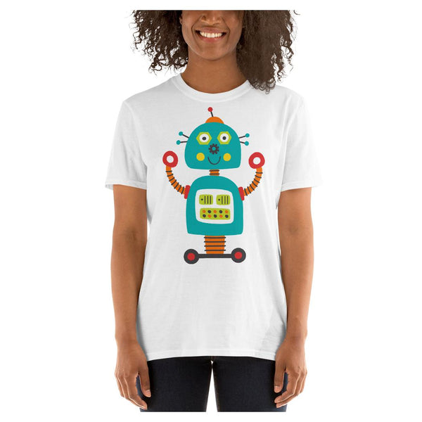 Leroy the Robot Tee - WhimzyTees