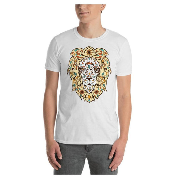 Temple Lion Tee, Tee- WhimzyTees