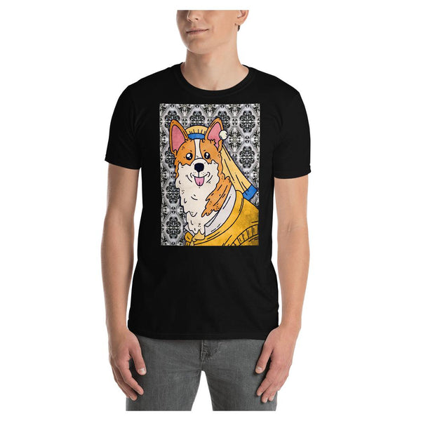 Corgi Bride Tee, Tee- WhimzyTees