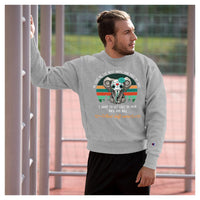 Elephant Beat Sweatshirt (Champion), Hoodie- WhimzyTees