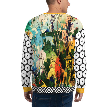 Mount Fuji Sweatshirt